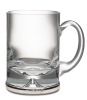 Crystal Pint Tankard
