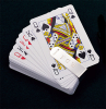 Sterling Silver Playing Card Grip