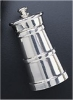 Churn Salt & Peppermills - Sterling Silver