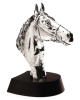 Sterling Silver Horses Head