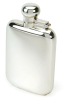 Sterling Silver 6oz Hip Flask