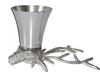 Pewter Stag Head Stirrup Cup