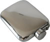 Pewter 6oz Captive Top Hip Flask *Sale Item*