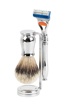 Chatsworth 3 Piece Shaving Set