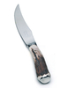 Stag Horn Steak Knife