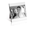 Sterling Silver Cannes Photoframe Wood Back