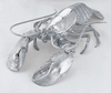 Sterling Silver Lobster Serving Dish