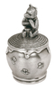 Pewter Winnie The Pooh Tooth Box - Think, Think, Think