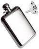 Silver Plated 5oz Hip Flask *Sale Item*